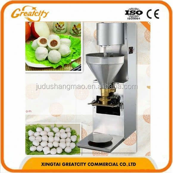 Food Stuffed Beef Fish Ball Forming Machine Commercial Meatball Making Machine Price