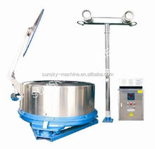 HOT SALE frequency conversion Hydro Extractor /dewatering machine for fabric
