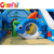 Island Beach Inflatable Combo Bouncer Castle Inflatable Bouncing Castle