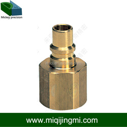 Plastic Injection Mold Components Swivel Joint Pipe Quick Coupling Quick Fitting Joints
