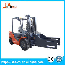 Cheap factory cost forklift hydraulic bale clamp