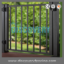 Garden Decoration Customized Aluminum Iron Pool Fence for Security