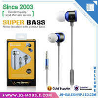 Factory wholesale heavy bass sport bluetooth promotion mobile phone earphone