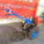 Gear drive type diesel power tiller mini walking behind tractor with plough