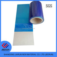 Metal Surface PE Protective Film for stainless steel panel SGS