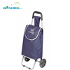 Foldable Rolling Shopping Bag with Wheels Folding Shopping Cart Trolley Shopping Bag