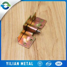 Kitchen hardware fittings zinc plated wood cabinet furniture connector