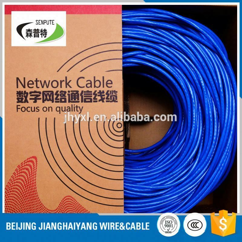 utp cat6 indoor telephone network cable