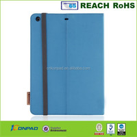 2014 top sales! leather fashion cover for ipad, tablet fashion style