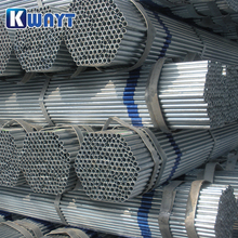 Hot Dipped Galvanized Steel Pipe Trading, Zinc Galvanized Round Steel Pipe For Building Material