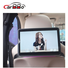 High quality 11.6 Inch Auto Rear seat entertainment Lcd Car Headrest Android Monitor factory