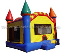 New product inflatable moon jump,inflatable jumping bouncy castle M1076