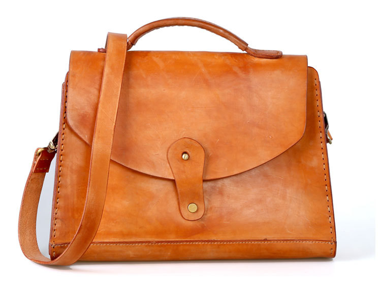 China factory genuine leather designer handbags wholesale