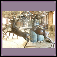 Life Size Brass Animals For Sale