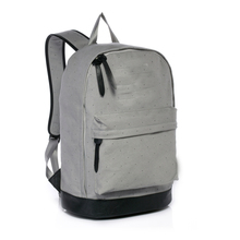 Casual Canvas Backpack Women Fashion School Bags for Girls