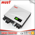 wifi hybrid solar inverter 5kw connect battery or no need battery optional