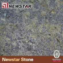 Newstar Azul Bahia Natural Stone Polished Or Unpolished Blue Granite Floor And Wall Tiles & Slabs For Exterior Or Interior