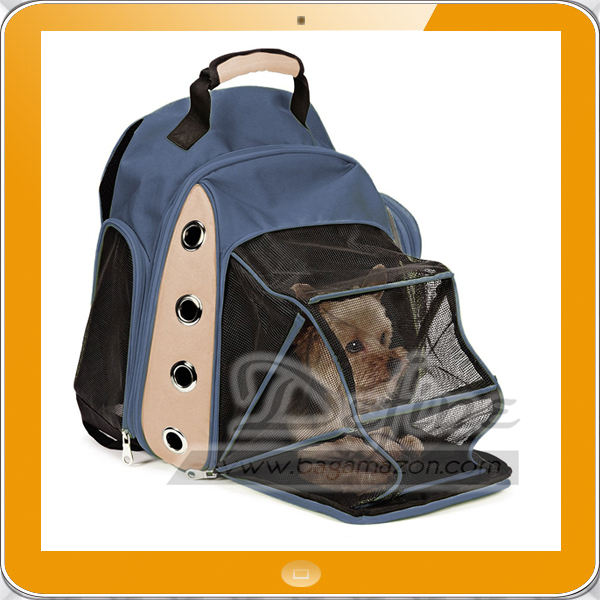 Multiple Deluxe Dog Carrier Travel With Double Shoulders Straps