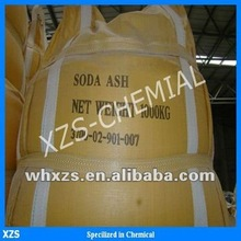 Soda Ash Chemical Formula Na2CO3 CAS: 497-19-8