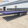 20 Ton Mini Small Aluminum Flatbed Cart Loader Truck Trailer for Sale