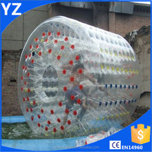 Inflatable Water Pool roller/Walking Roller Ball Colorful /Best Quality Popular Water roller Ball