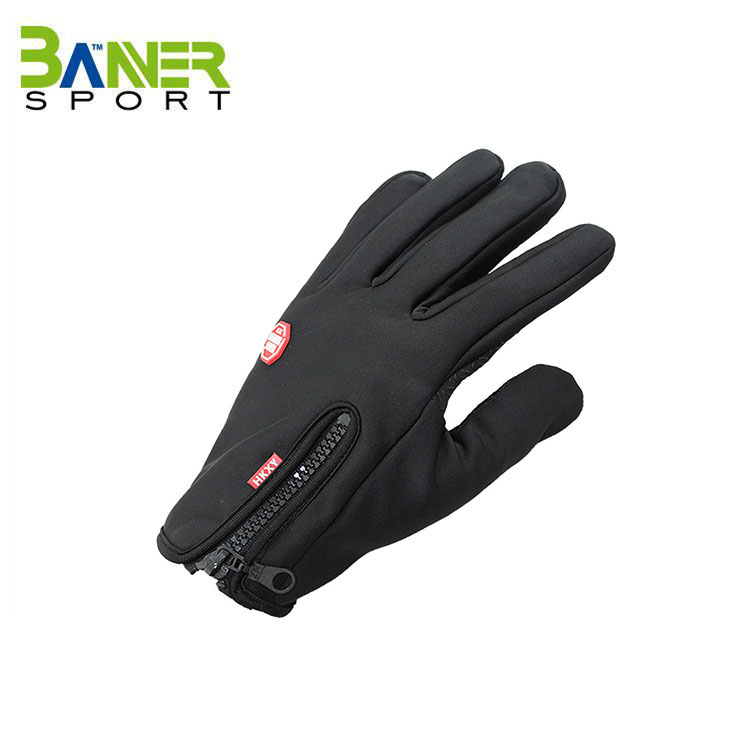 2017 OEM outdoor sport touch screen winter glove