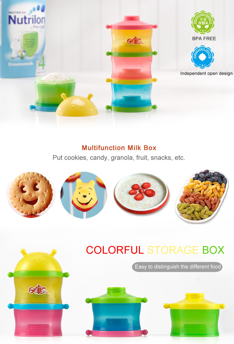 Free Sample New Baby Baby Milk Powder Container