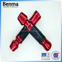 Red color motorcycle GN250 handlebars 22mm with aluminum