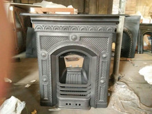 customize indoor real fire place,metal sheet fireplace