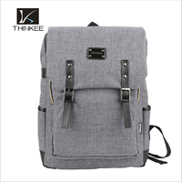 Fashion Wholesale Outdoor Camping Laptop Backpack Custom Sports Canvas School Hiking Laptop Rucksack Backpack Travel Teenage Bag