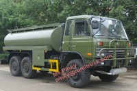 All Wheel Drive Military Vehicle 6WD Off Raod Fuel Bowser Tanker All Wheel Driving By manufactuer Sales