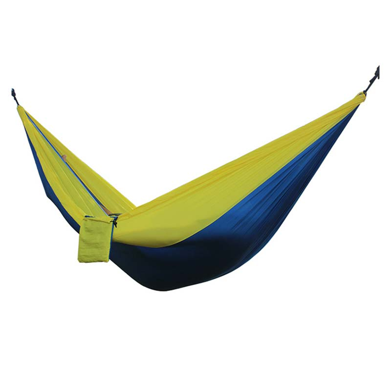 Colorful nylon fabric parachute hammock made in china