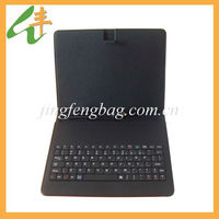 shockproof leather keyboard case 12 inch tablet with keyboard