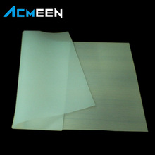 High quality 0.5~20mm Food grade Thin transparent silicone rubber sheet