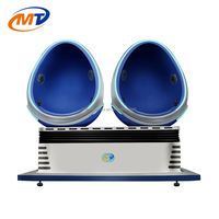 Indoor and Outdoor VR game machine 9D VR playstation for shooting game