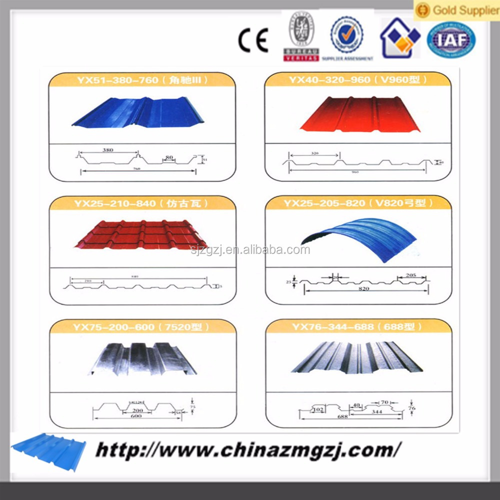 Selling well heat resistant density of galvanized steel sheet steel arch rolled steel of China supplier