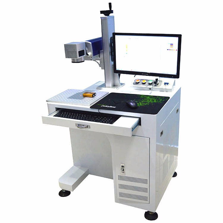 metal non metal fiber laser marking machine price 20w 30w 50w