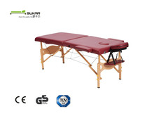 2014 Cheap Portable Wood Massage Table -WT003A