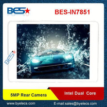 good quality Android 4.2.2 wide Visible Angle 7.85 inch easy touch tablet pc