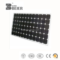 55W Mono Crystalline Solar Panel Module 12V solar system China Manufacturer