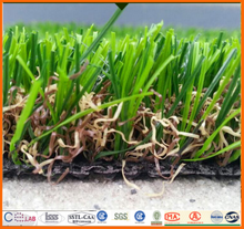 Anti-UV 100% natural grass turf for outdoor flooring