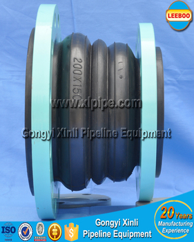 Saled World wide LEEBOO Reducing Rubber Flexible Joint