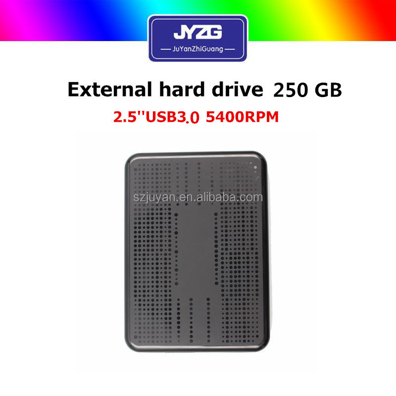 External hard disk drives 2.5inch used hard disk drives 250GB for Desktop HDD