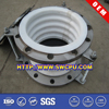 Expansion steel flanged ptfe flexible joint