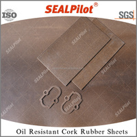 oil resistant rubber cork gasket material sheets -Nitrile