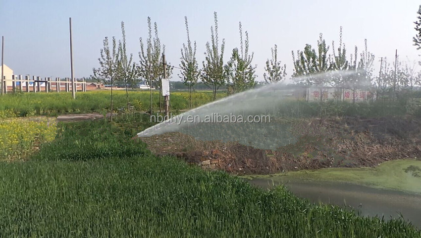 Water Reel Irrigation Equipment with Rain Gun/ big irrigation rain gun for agriculture/ whatsapp: 0086-13626615457