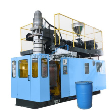 200L DOUBLE RING DRUM BLOW MOULDING MACHINE