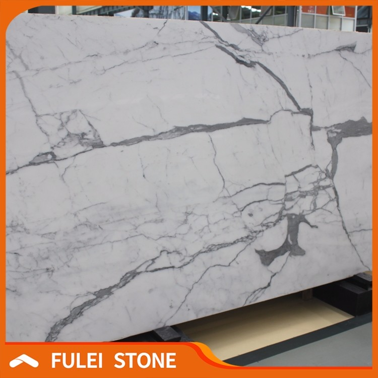 Types of Italian Super Statuario White Marble Slab Prices