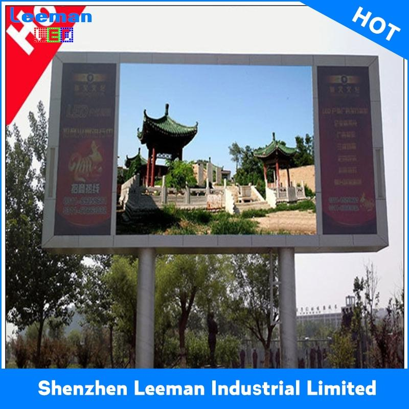 DIP RGB LED MODULE shanghai manufacture p8 outdoor smd led billboard P4.81 led display 500x500