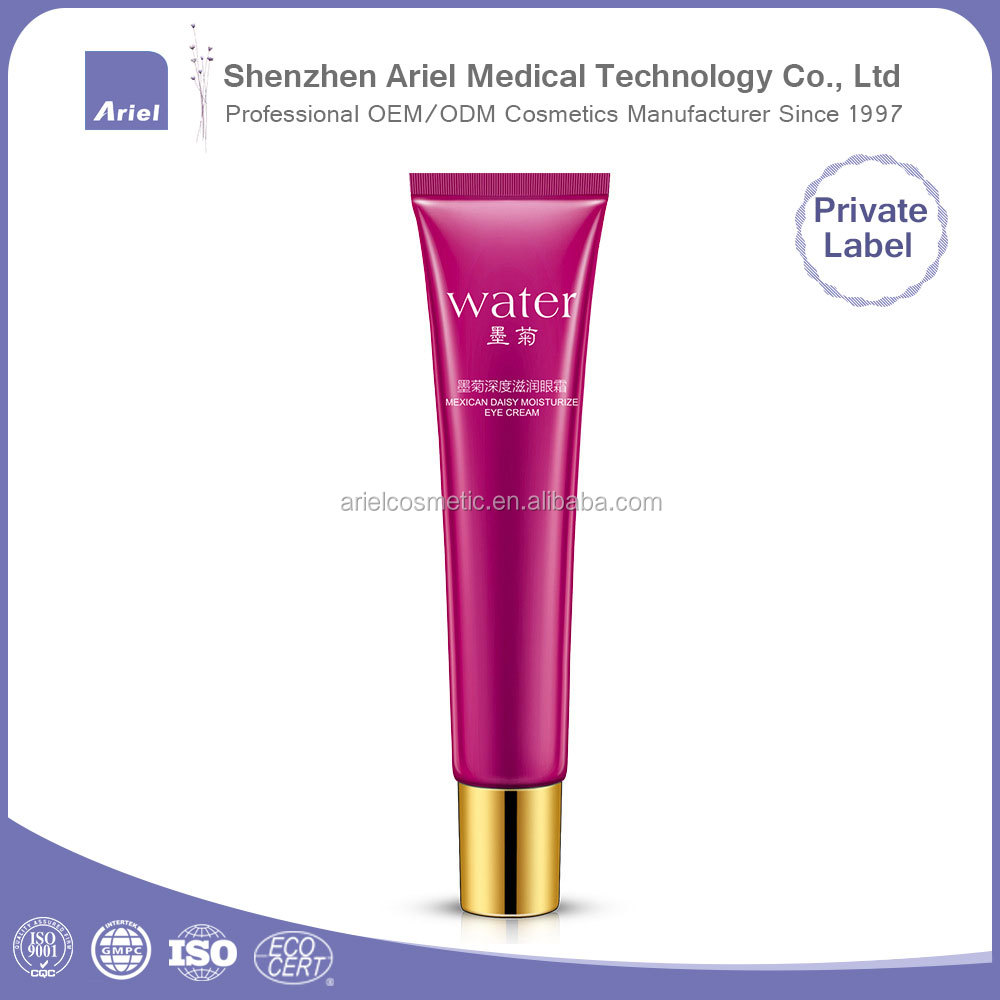 Private label Anti-Wrinkle Chrysanthemum Indicum Deep Moisturizing Eye Cream